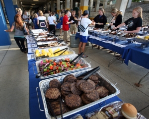 Student-Athlete Welcome BBQ