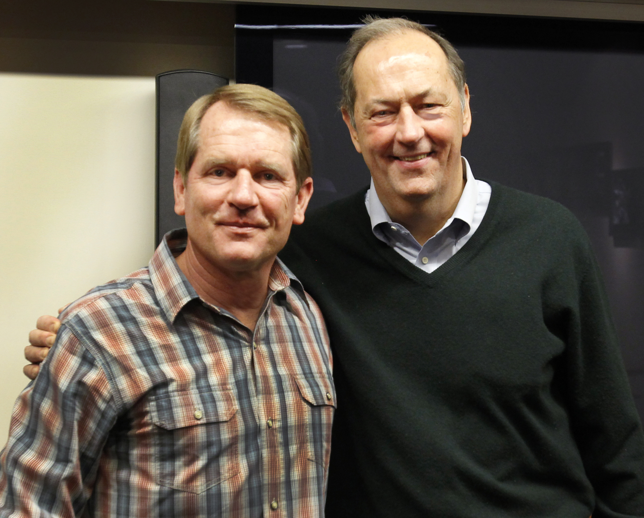 The Thrill of Meeting Bill Bradley