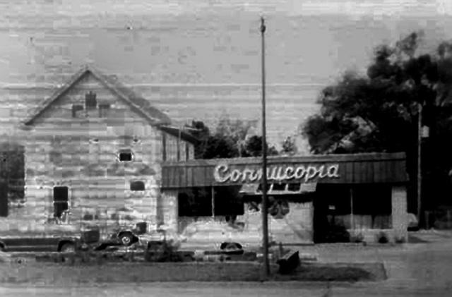 The original Conucopia.