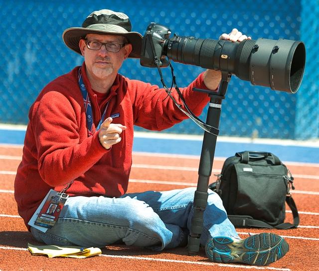 Kansas City Star photographer, David Eulitt.