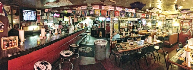 The original Dreamland Bar-B-Que in Tuscaloosa, Alabama.